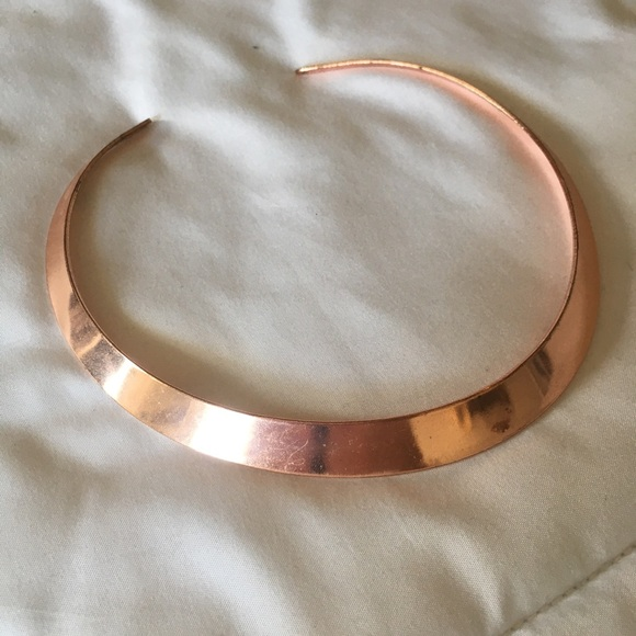 🌟🔥 2/$20!! Rose Gold Choker